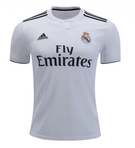 Real madrid jersey 18-19