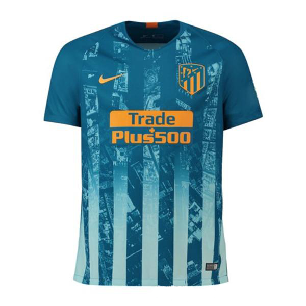 Atletico Madrid 2018-19 3rd Away Soccer Jersey
